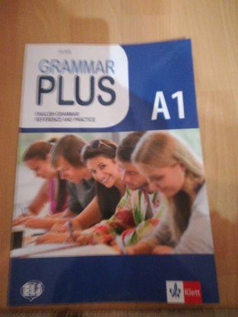 Учебна тетрадка Grammer Plus A1 на издателство Клет, математика 8клас