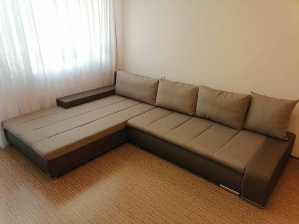 Продавам: Холен диван(ъглов диван, холна гарнитура) 3.00х2,10