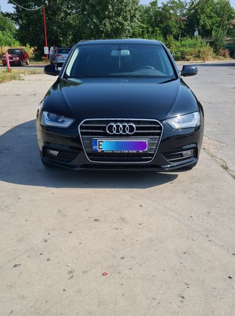 Audi A4 B8.5 2013