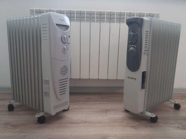 Радиатор масляной