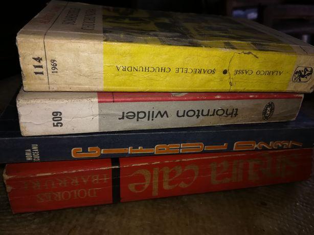 Vând cărți vechi 1945 -1985