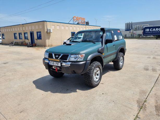 Nissan Patrol y61 scurt