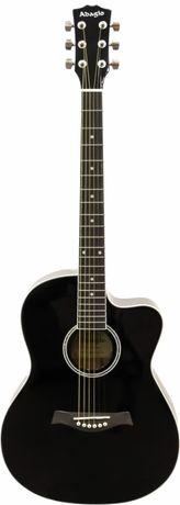 Акустическая гитара Adagio MDF-3917C Black