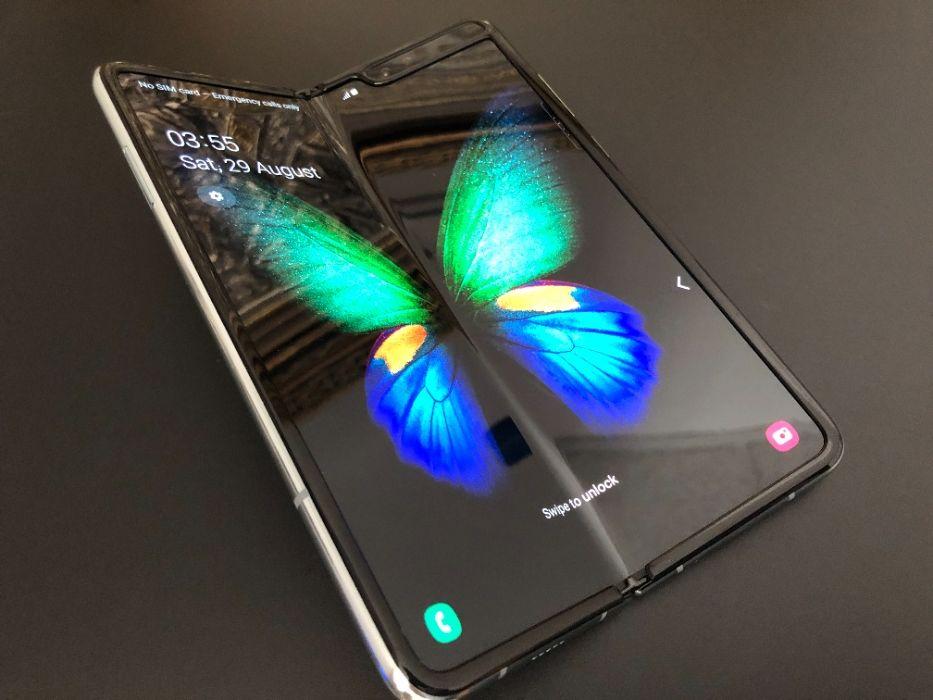 Samsung Galaxy Fold 512 Gb 5G Model SM-F907B Garantie