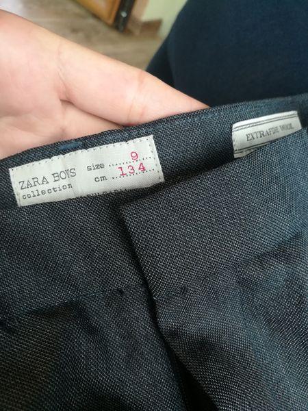 Панталон  Zara  за 134см. 9 г момче гр. Бургас - image 1
