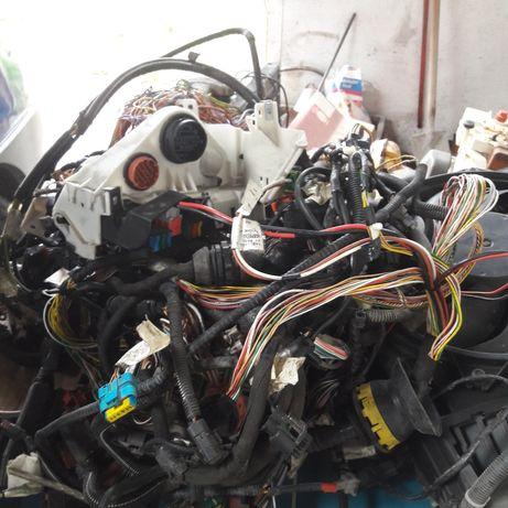 instalație electrică motor 2l rhy citroen xsara