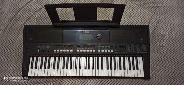 Синтезатор YAMAHA PSR-E433!