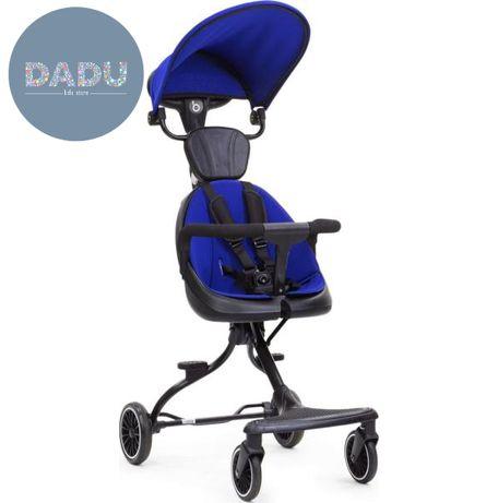 Легкая коляска каталка BaoBaoHao V3 plus B203 Blue