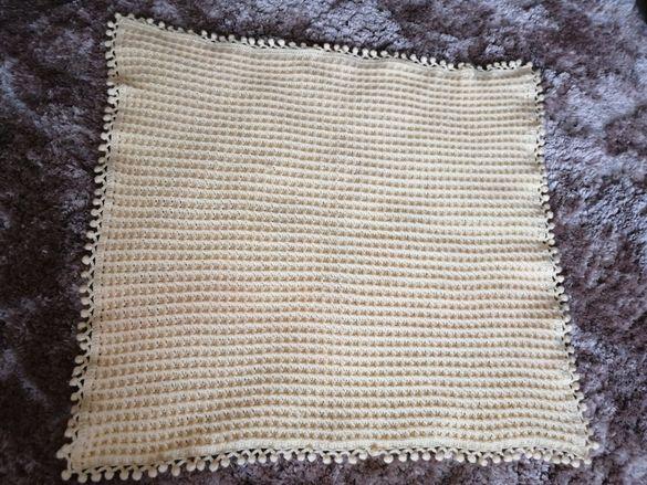 Плетена пелена и одеало