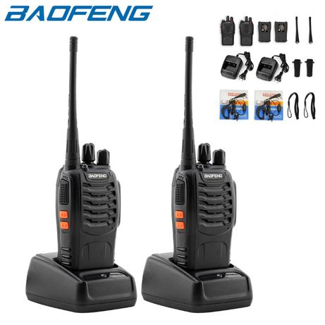 Радиостанции Baofeng 888S 2бр. Комплект