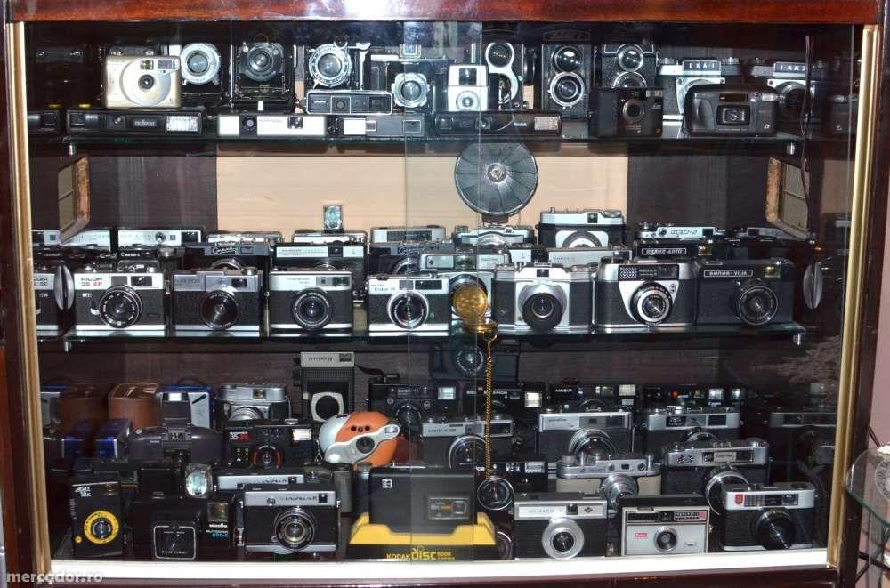 colectie aparate foto vintage. Buzau - imagine 1