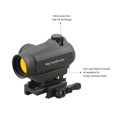 Red dot Vector optics Maverick Gen ll Vânătoare