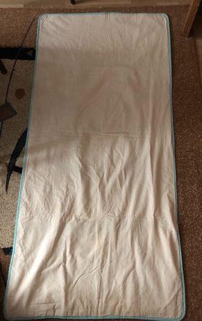 Protecție saltea din bumbac 180x90 cm