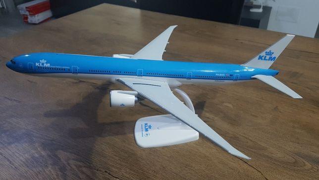 Macheta avion olandez KLM