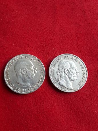 Monede 2 korona austro-ungaria 1912