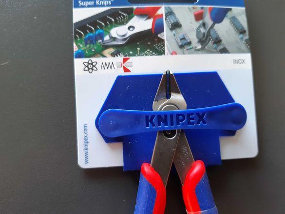 KNIPEX 7803125 - Клещи резачки електрически