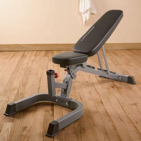BodyCraft Професионална регулируема пейка за фитнес