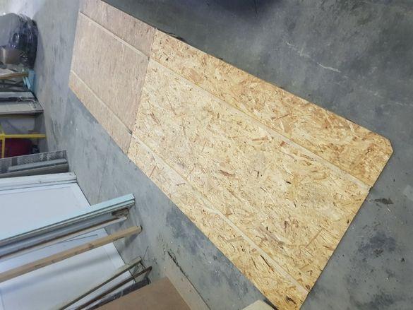 Дървена рампа Разгобяема