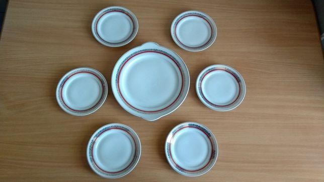 Set farfurii de tort