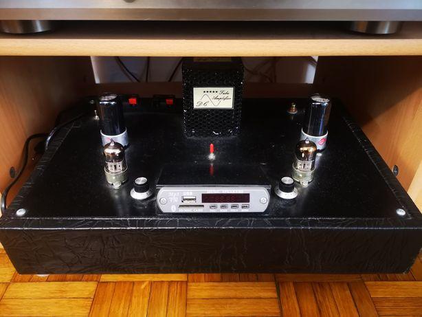 Boxe Tannoy Mx 2 + Amplificator pe lampi