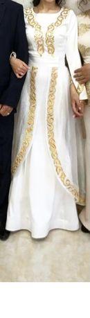 Платье на узату, сырга салу