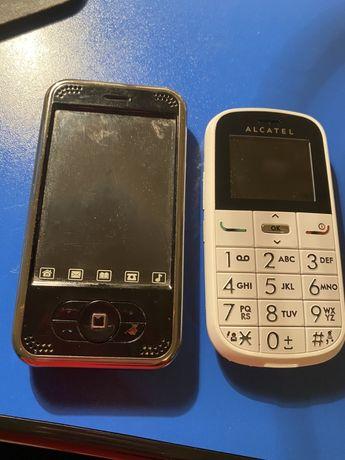 Telefon Alcatel pt piese telefoane mobile