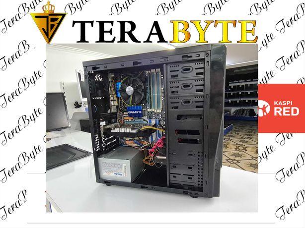 "Сист.блок i7-920/8/SSD120+500Gb/GTX550ti/рассрочка Kaspi RED!""TERABYTE"