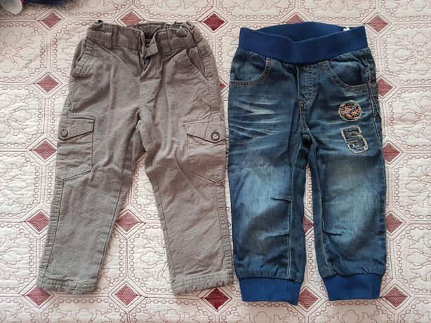 Pantaloni băiat 86