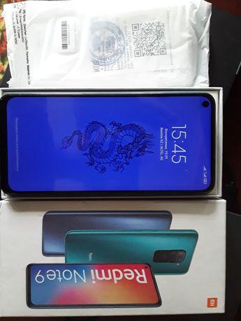 Redmi Note 9 отличный телефон