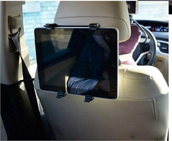 Suport tableta ptr tetiera auto : avizionare filme, harta traseu ..