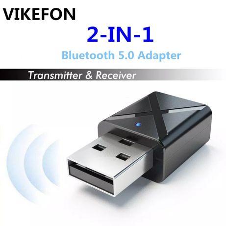 Receiver receptor bluetooth 5.0/4.1 4 modele mufa 3.5 emitator 2 in 1