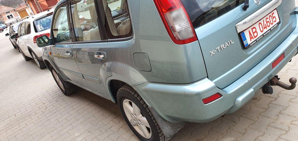 Vand /schimb Nissan Xtrail 4x4