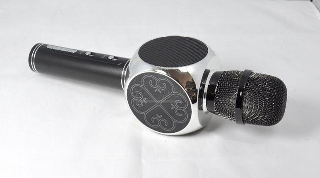 Караоке микрофон колонка доставка беспроводная блютуз купить