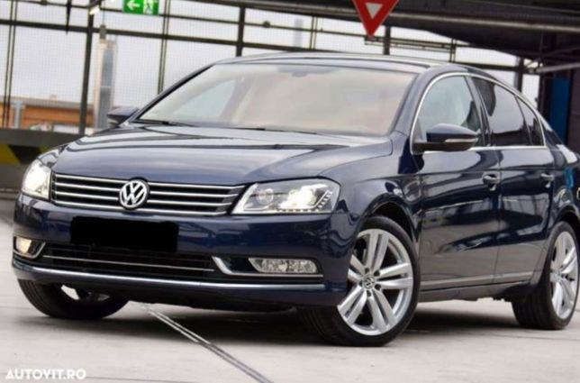 Volkswagen Passat 4Motion(4x4) webasto