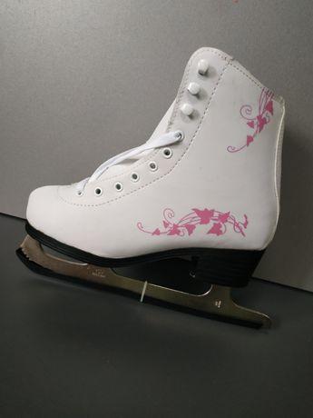 Новые фигурные коньки Маломерки