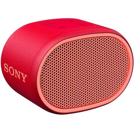 70 lei - Boxa portabila Sony SRSXB01R, Rezistenta stropire, Extra Bass