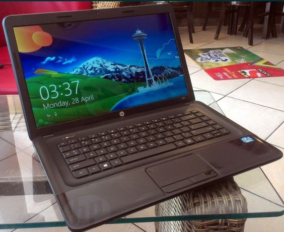 Офисный ноутбук HP