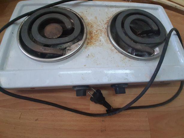 Газ плита электрический