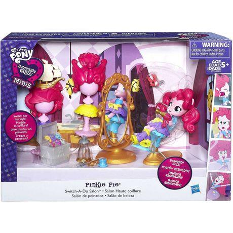 Май литл пони, кукла Пинки Пай пони, мини. Эквестрия герлз