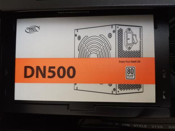 Блок питания ATX 500W DEEPCOOL DN500