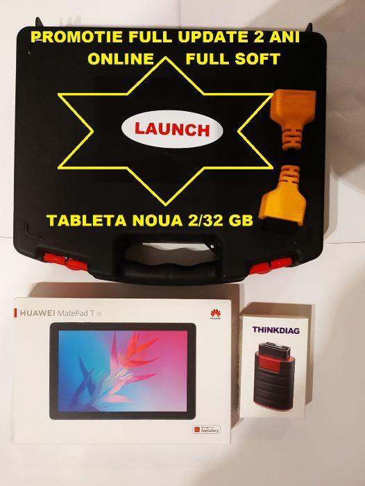 "Kit Launch Easydiag 4.0 Pro Service cu Tableta Huawei 10"" 2/32 Gb Craiova - imagine 1"
