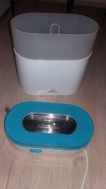 Sterilizator electric cu aburi Philips-AVENT 3-IN-1