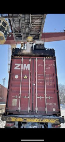 Продажа 40 фут контейнеров Жд Морских