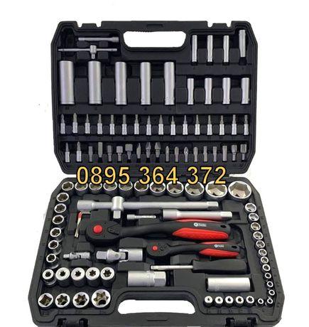 Куфар с инструменти 108 части F Tools - Гедоре, Гидория