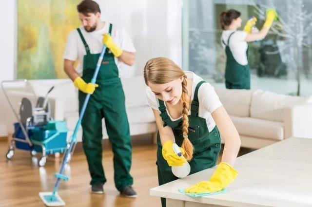 Уборка квартиры и помещения котедж