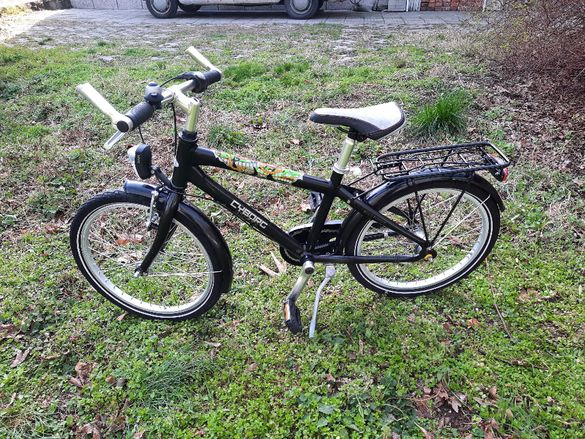 Детски велосипед. Kildemoes cyborg bikerz Алуминиев 20 цола гуми,3