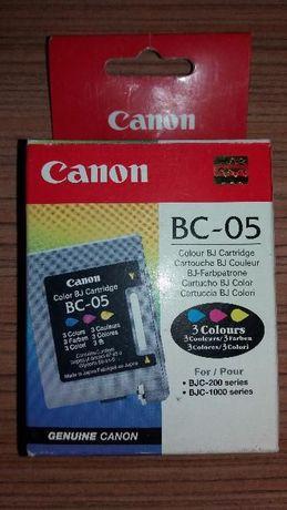 Cartus imprimanta Canon BC-05 color, original sigilat