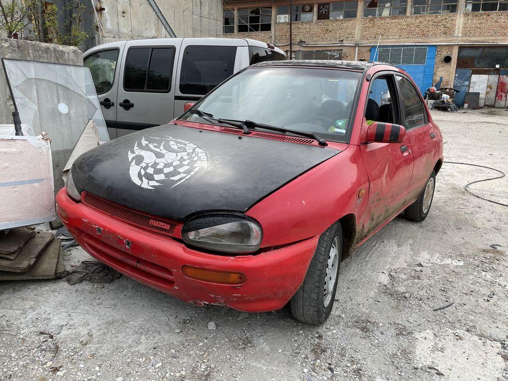 Mazda 121 1.3 16v На Части