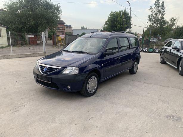 Dacia Logan 1,5 tdci