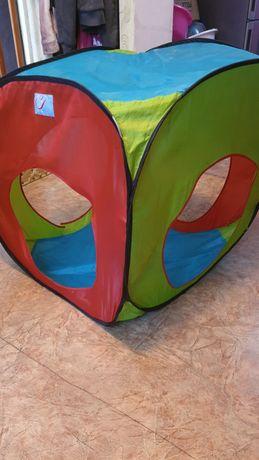 Продам палатку и шарики для сухого бассейна
